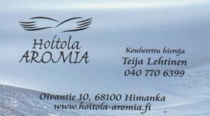 Hoitola Aromia